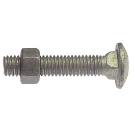 "Carriage Bolts 5/16"" x 1-1/4"""