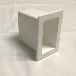 "Gate Socket 2"" x 3-1/2"" x 4"" Post"