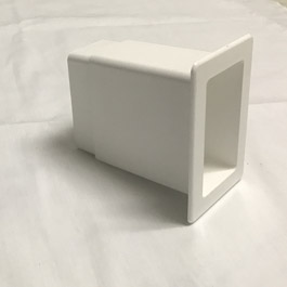 "Gate Socket 2"" x 3-1/2"" x 5"" Post"