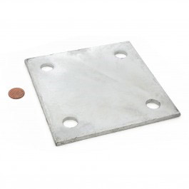 Chain Link Base Plates